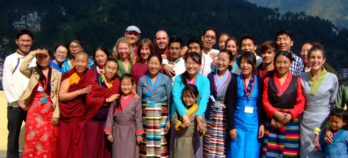 volunteer opportunities abroad holiday india tibet tibetan refugees monks teaching