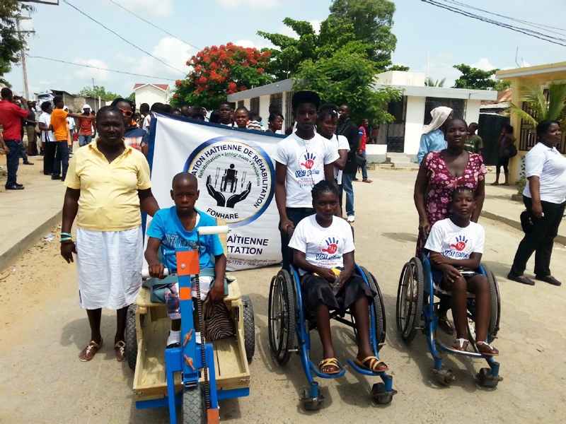 volunteer haiti givingway nonprofits volunteering abroad disabilities