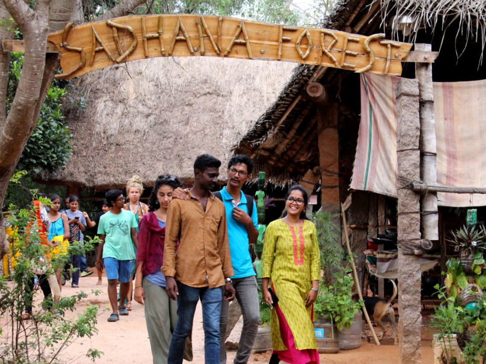 Sadhana Forest in India: Through the Eyes of a Longterm Volunteer
