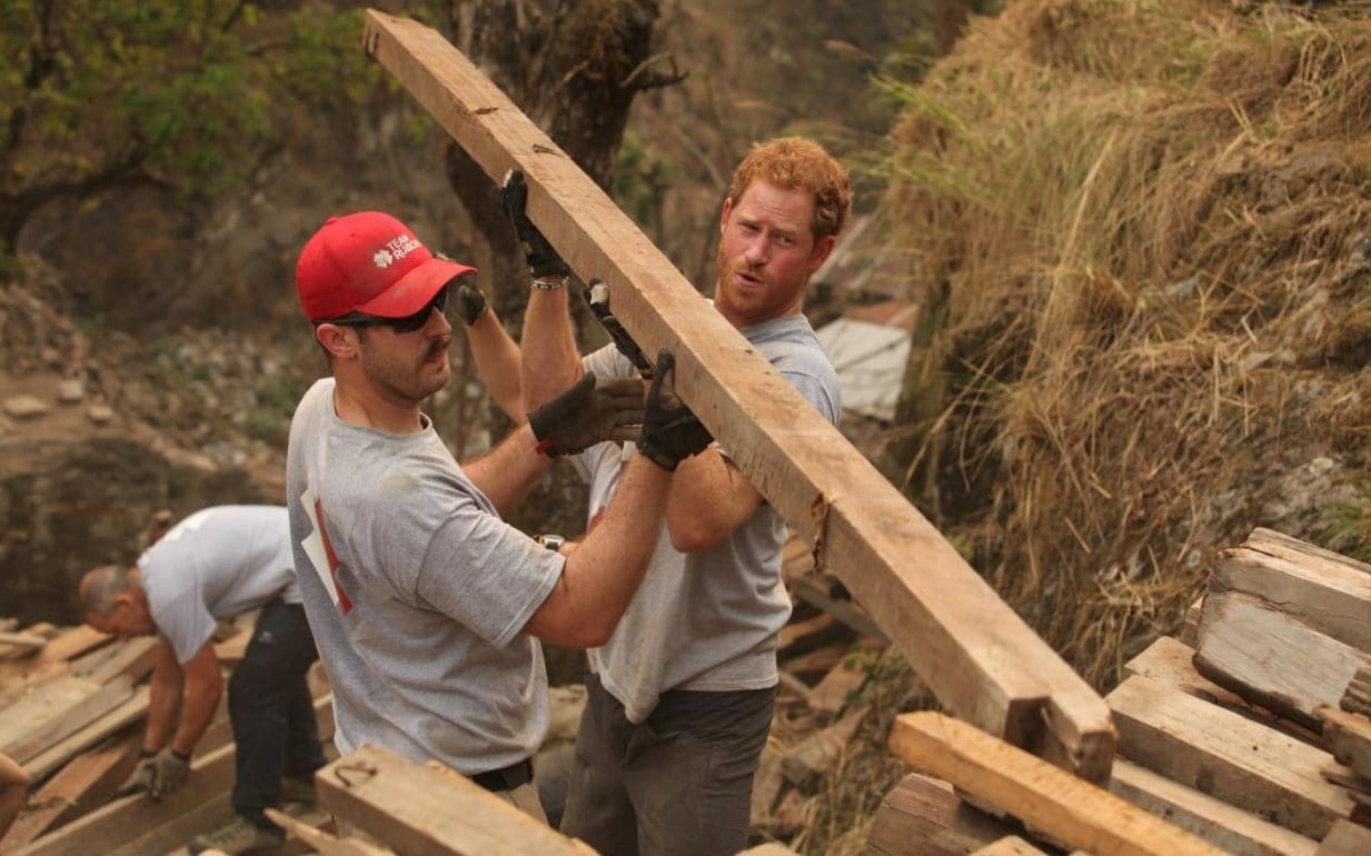 20 Celebrities You Didn't Know were also Volunteers!